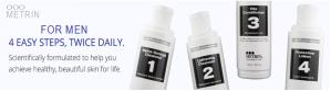 Metrin Skincare for Men