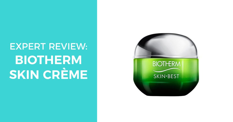 Expert review on Biotherm skin créme