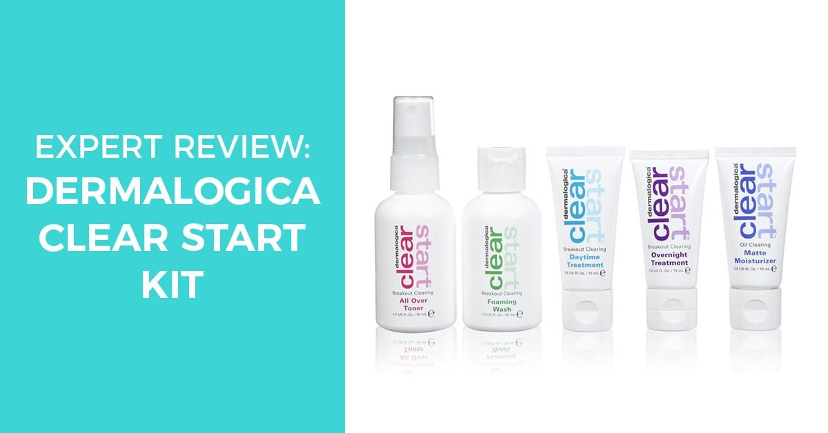 dermalogica clear skin kit expert review