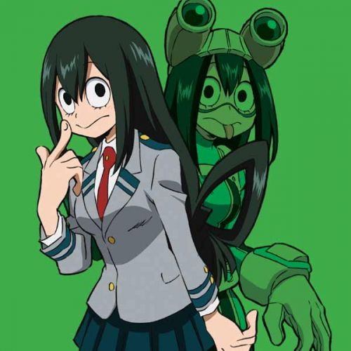 You can also upload and share. Frog Anime Girl Name