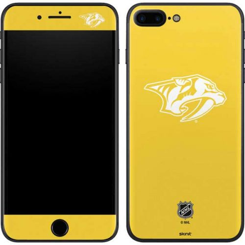 Nashville Predators Color Pop Iphone 7 Plus Skin Nhl