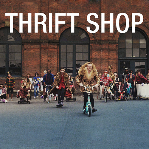 "Macklemore & Ryan Lewis' ""Thrift Shop"" or Hipster White Boy Hip-Hop"