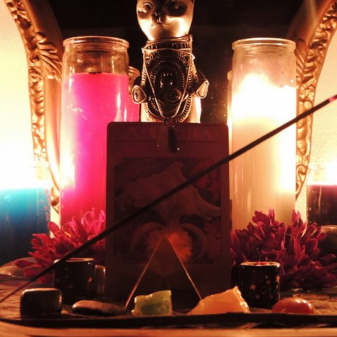 The Magick of my Altar