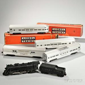 Lionel Trains (Lot 58, Estimate $400-$600)