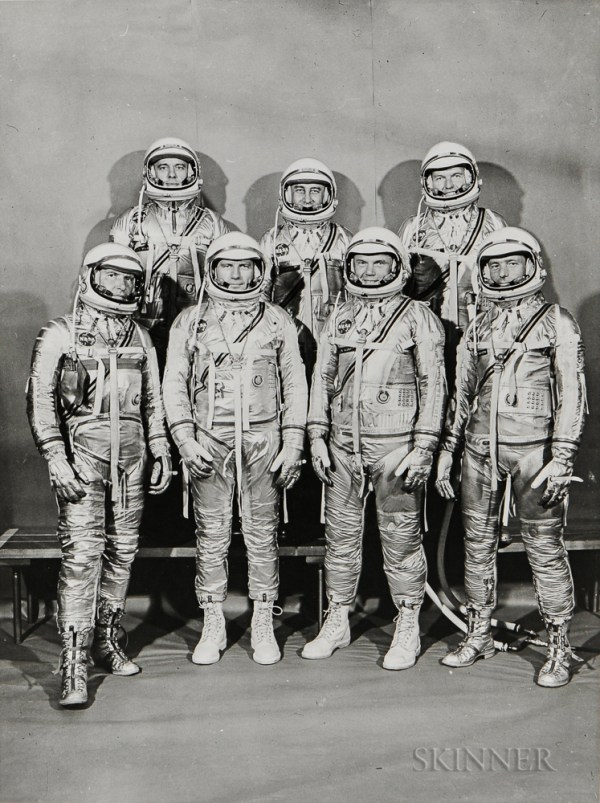 The Beauty of Space: Vintage NASA Photos | Sale 3048M ...