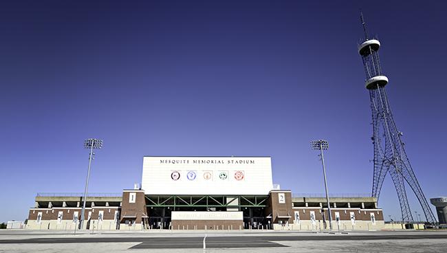 Skinner Masonry Llp Mesquite Stadium
