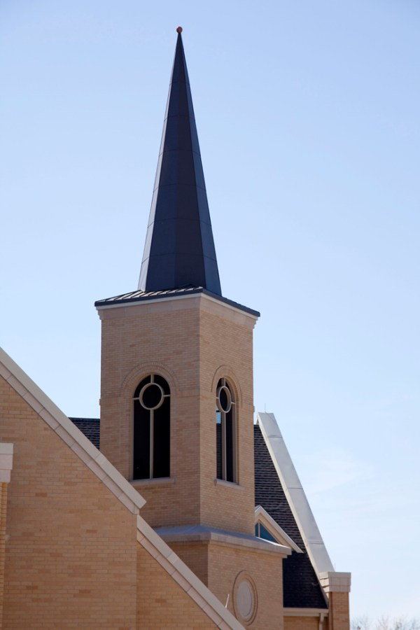 Skinner Masonry, LLP - St. Anne's Catholic Church