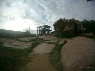 Evolve Back Resorts - Hampi - Skinnygirldiariez - Virupaksha Trail