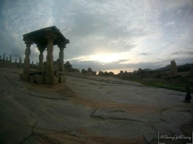 Evolve Back Resorts - Hampi - Skinnygirldiariez - Virupaksha Trail