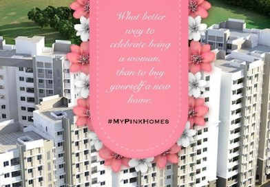 Perfect Womanhood is Perfect Independence! Puravankara initiates #MYPINKHOMES
