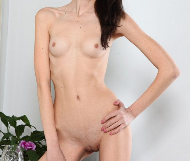Skinny Nude Teenager With Tiny Tits And Bald Pussy From Skinnygirlnude Com