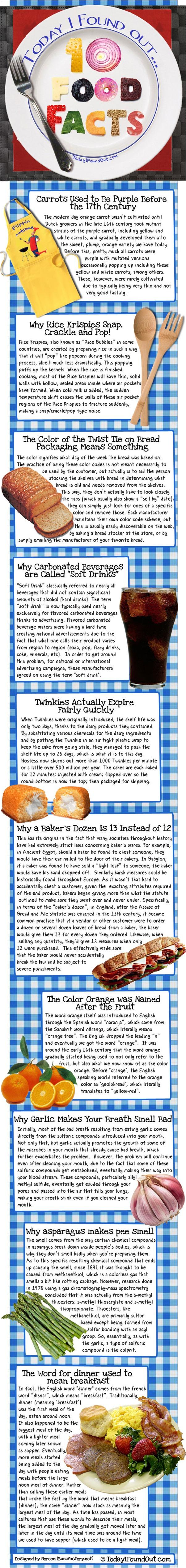 Ten-Food-Facts