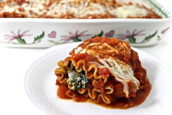 lasagna-wraps