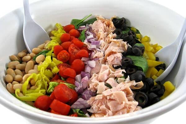 Mediterranean Salad photo