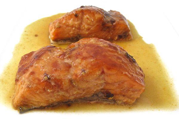 Amazing Slow Roasted Chipotle Salmon