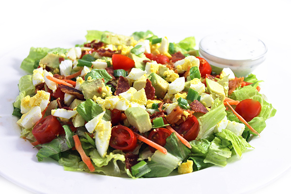 Skinny Kitchen cobb-salad photo