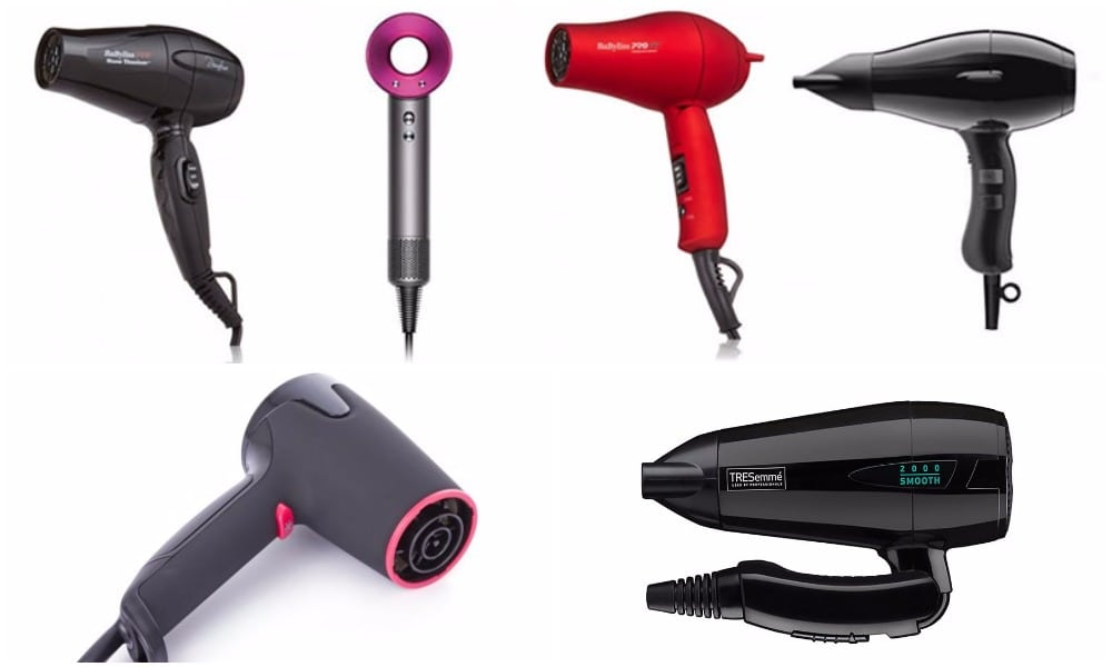 Best Hair Dryers For Frizzy Hair