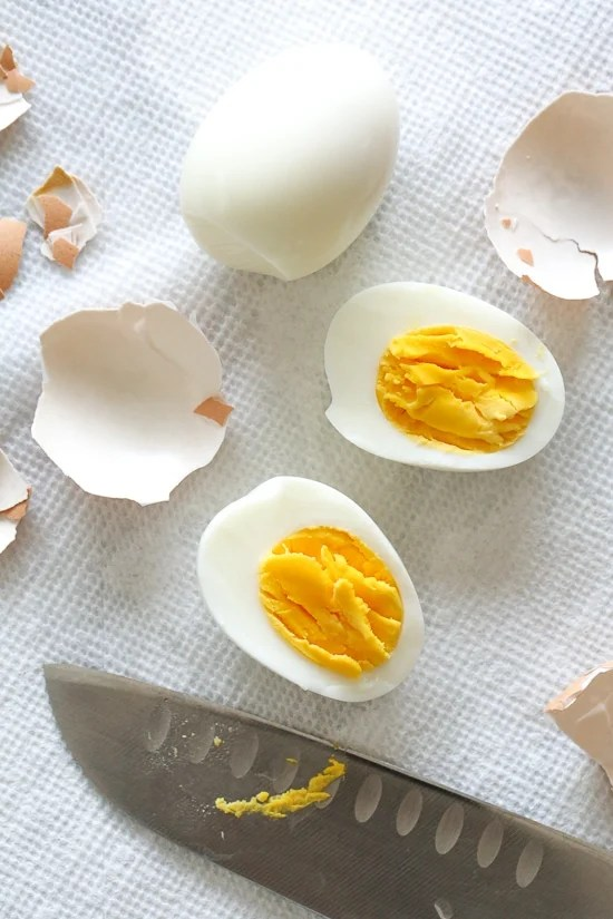 Want to know how to make perfect eggs in the Instant Pot? This simple formula will give you perfect, easy-to-peel eggs either hard boiled or soft boiled.