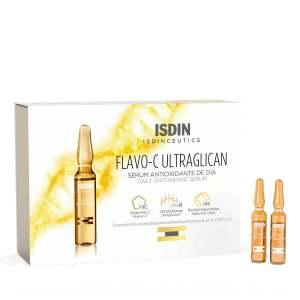 buy ISDINCEUTICS Flavo-C Ultraglican Antioxidant Ampoules 30x2ml