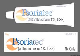 anthralin cream for psoriasis