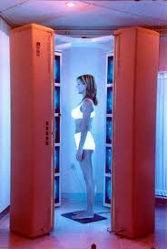 PUVA phototherapy for skin conditions