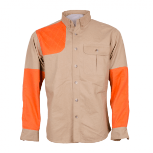 Men's Classic BASIC UPLAND Long Sleeve Hunting Shirt Front