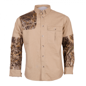 Men's Classic CAMEO-III Long Sleeve Hunting Shirt Front