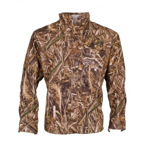 Men's Classic CAMO Long Sleeve Hunting Shirt Front