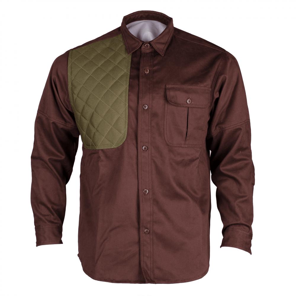 Mens Classic MAX-II Long Sleeve Hunting Shirt Front
