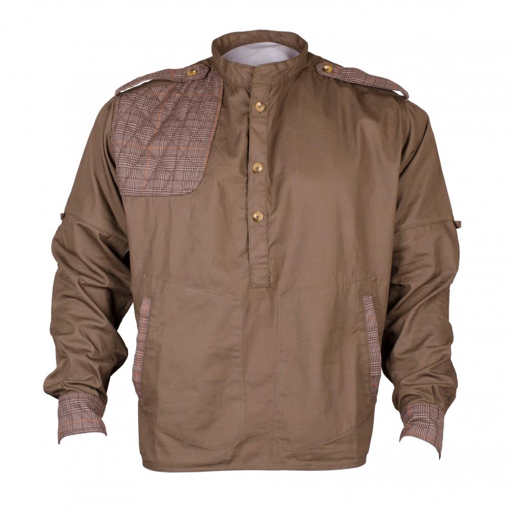 Men's Classic ULTRA-I Long Sleeve Hunting Shirt Front