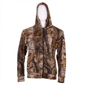 Men's Hunting CHILL Fleeced Jacket Front