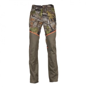 Mens Jungle Camo Hunting Pants STATIC Front