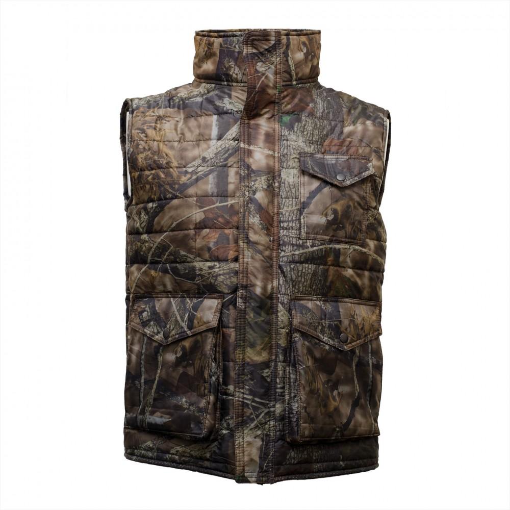Skinup Men's Delta II Waterfowl Vest Front