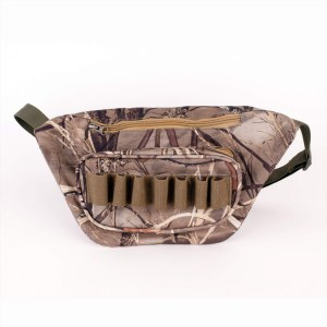 Water Repellent Fanny Pack Camouflage Hunting Gear Waist Belt Bag CORE III Front