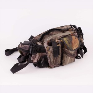 Water Repellent Fanny Pack Camouflage Hunting Gear Waist Belt Bag CORE IV PRO Side