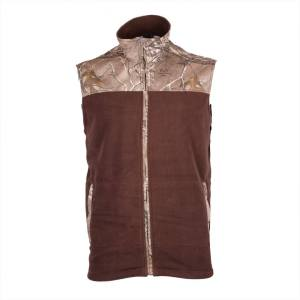 Men's Winter Fleece Vest REACTOR front