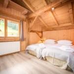 Chalet Atelier Bedroom Linga