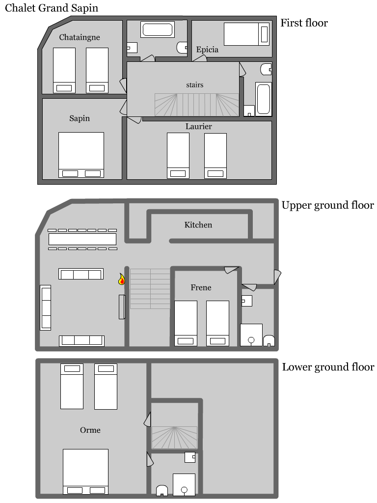 Plan Maison 100m Great Plan Maison 100m With Plan Maison