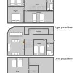 Chalet Grand Sapin Floor plan