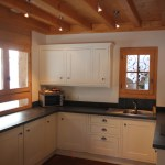 Chalet L'Isiere Kitchen