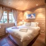 Chalet La Roche Bedroom La Foret
