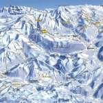 Morzine porte du soleil piste map - Skiology