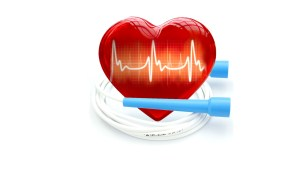 benefits of skipping - a healthy heart