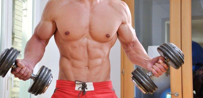 muscular man 2