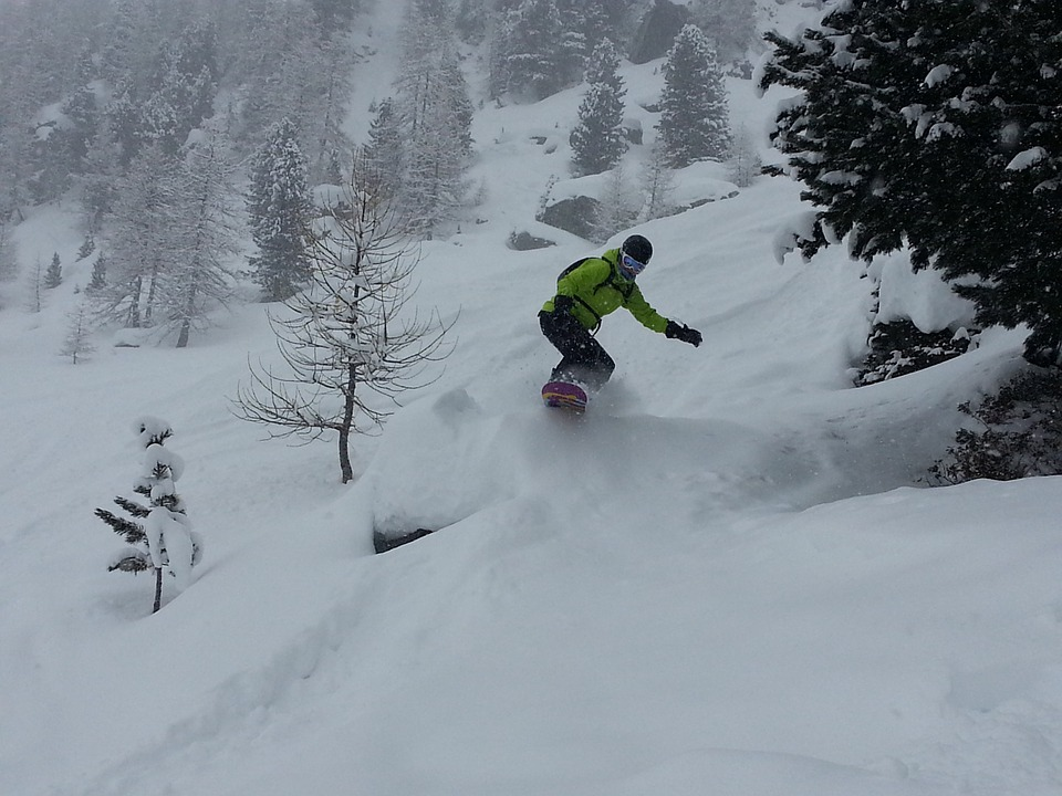 The Health Benefits of Snowboards