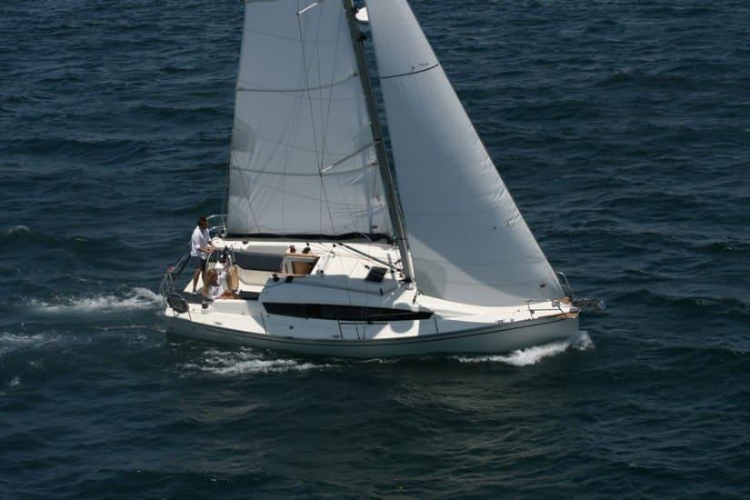 Delphia 31 SkipperCity Sailing Yacht Charter Boats