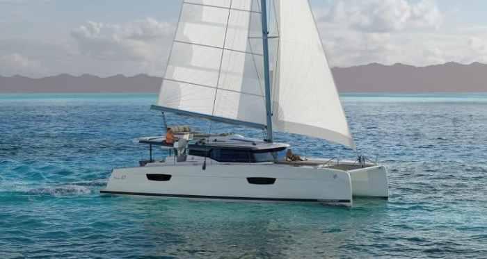 fountaine-pajot-47 quintet-charter-croatia-rental