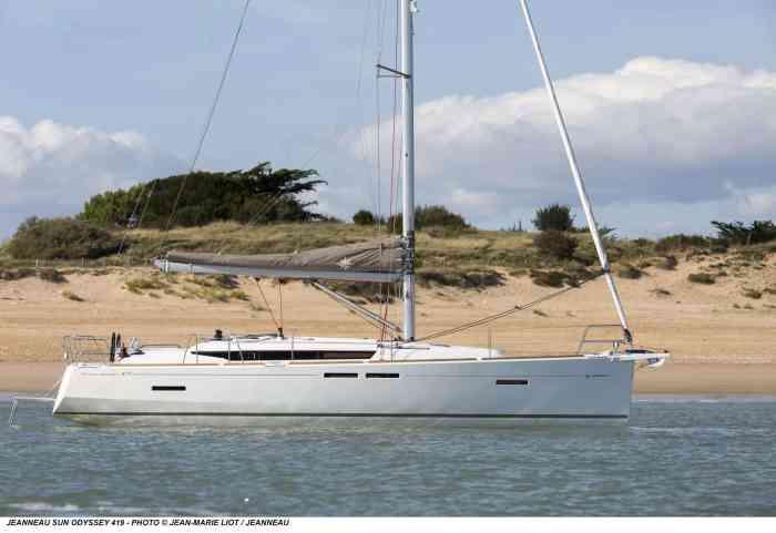 sun-odyssey-419-charter-croatia-rental
