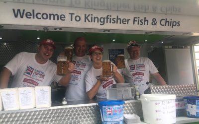 Nation Fish and Chip Day 2018