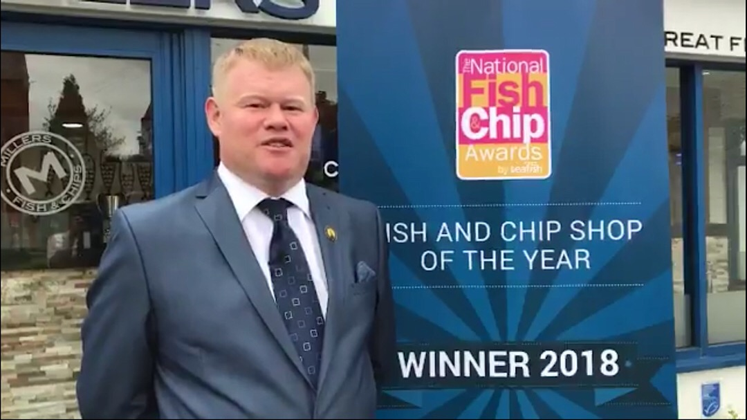 National Fish and Chips Award 2019 – Top 2018